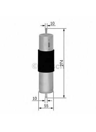 BOSCH Kütusefilter (0450906450)