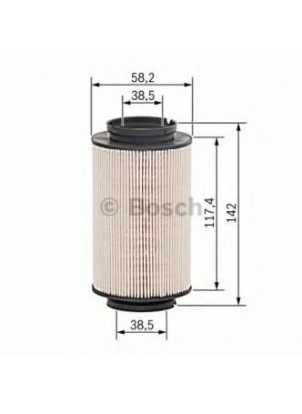 BOSCH Kütusefilter (1457070007)