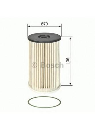 BOSCH Kütusefilter (1457070008)