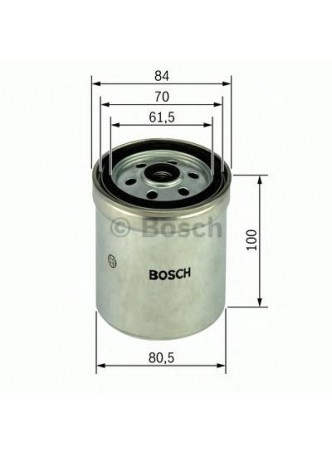 BOSCH Kütusefilter (1457434123)