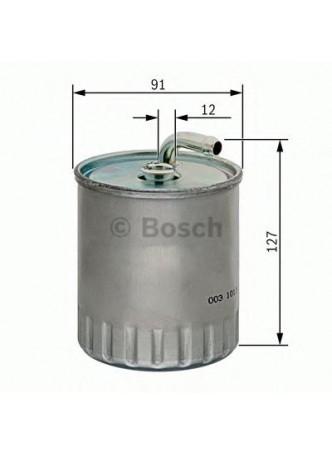 BOSCH Kütusefilter (1457434416)