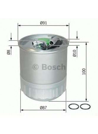 BOSCH Kütusefilter (F026402056)