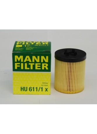 MANN Õlifilter (HU611-1X)