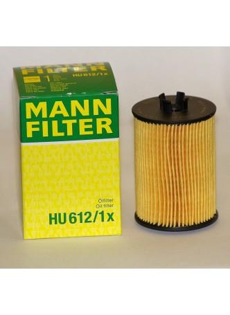 MANN Õlifilter (HU612/1X)