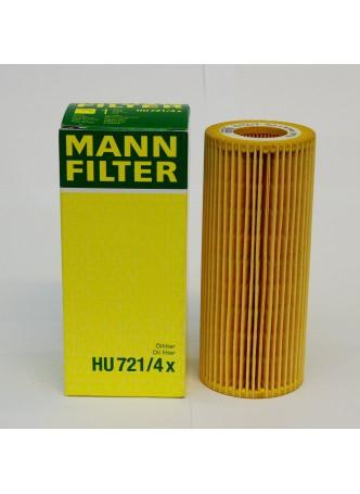 MANN Õlifilter (HU721-4X)