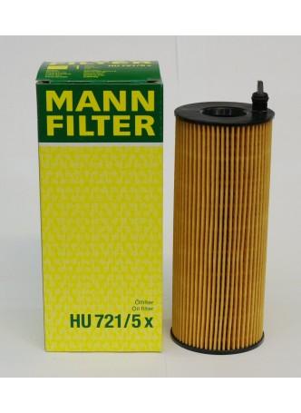 MANN Õlifilter (HU721-5X)