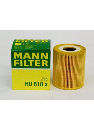 MANN Õlifilter (HU818X)