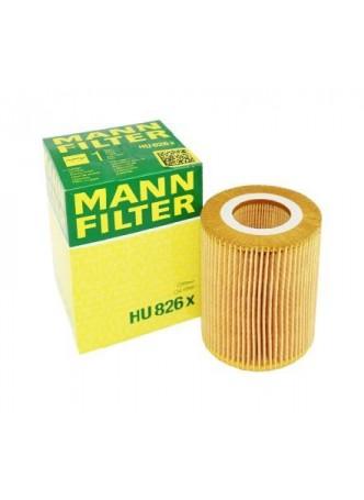 MANN Õlifilter (HU826X)