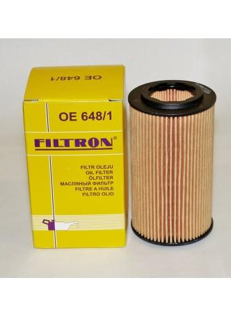 FILTRON Õlifilter (OE648/1)