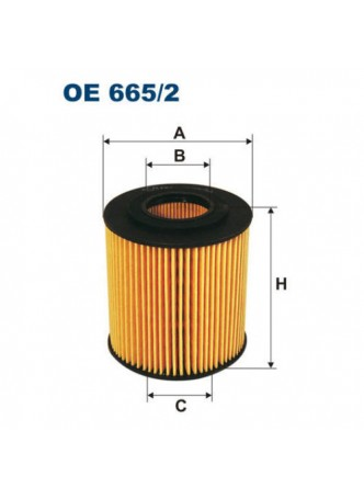 FILTRON Õlifilter (OE665/2)
