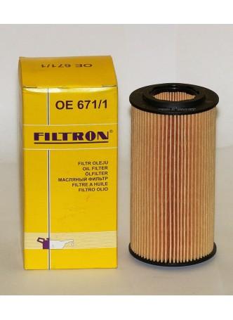 FILTRON Õlifilter (OE671/1)