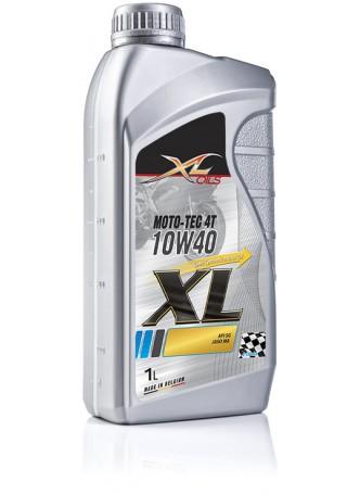 XL MOTO-TEC 4T 10W40 1L