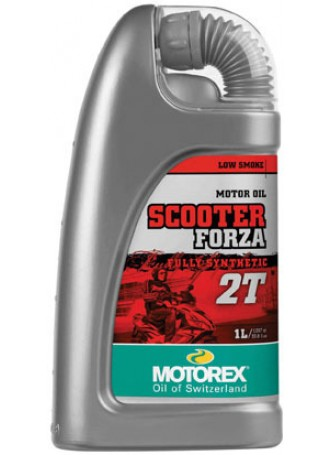 MOTOREX SCOOTER FORZA 2T 1L