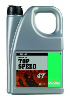 MOTOREX TOP SPEED 4T 10W40 4L