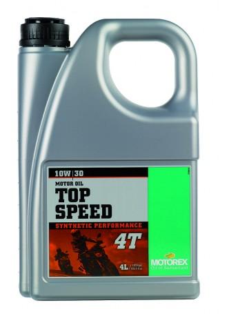 MOTOREX TOP SPEED 4T 10W30 4L