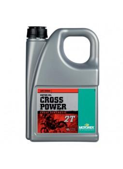 MOTOREX CROSS POWER 2T 4L