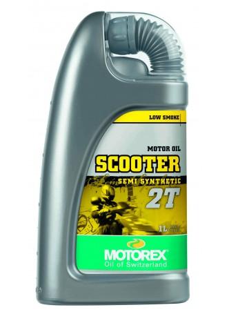 MOTOREX SCOOTER 2T 1L