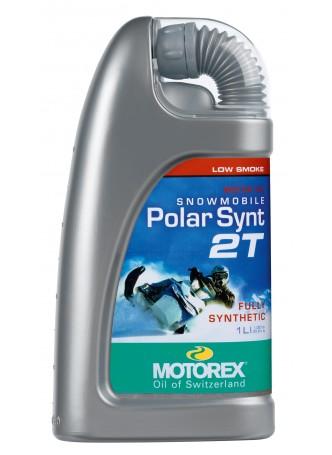 MOTOREX SNOWMOBILE POLAR SYNT 2T 1L
