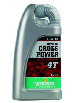 MOTOREX CROSSPOWER 4T 10W50 1L
