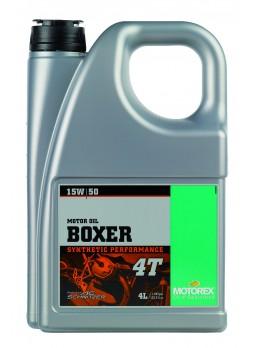 MOTOREX BOXER 4T 15W50 4L