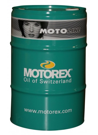 MOTOREX 4-STROKE MOTOR OIL 10W40 208L