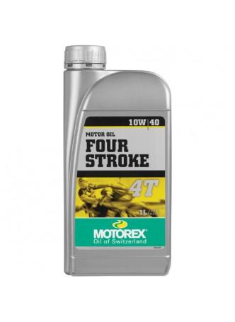 MOTOREX 4-STROKE MOTOR OIL 10W40 1L