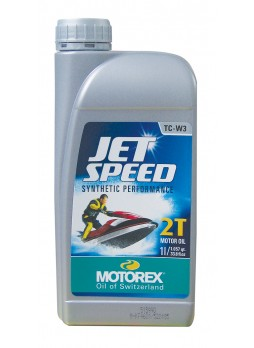 MOTOREX JET SPEED 2T 1L