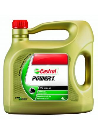 CASTROL POWER 1 4T 10W40 4L