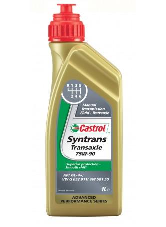 CASTROL SYNTRANS 75W90 GL4+ 1L