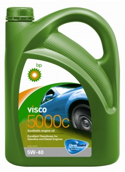 BP VISCO 5000C 5W40 1KAST=4X5L